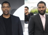 Denzel Washington 'Glad' His Son Quit Football for Acting