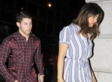 Photos: Nick Jonas and Priyanka Chopra Visit Orphanage in India After Confirming Engagement