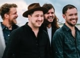 Mumford and Sons Turns 'Guiding Light' Video Filming Into Surprise Concert