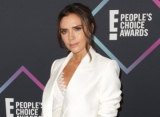 People's Choice Awards 2018: Victoria Beckham Goes Masculine on Red Carpet