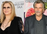Barbra Streisand Rejects James Brolin's Plan to Decorate Bathroom With Tabloid Headlines