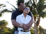 Jennifer Lopez Gets Handsy With Alex Rodriguez on Lunch Date