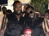 People Call Meek Mill and P. Diddy 'Gay' Because of This Pic