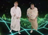 Ed Sheeran and Justin Bieber Get Playful in Meme-Worthy 'I Don't Care' Music Video
