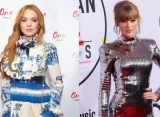 Lindsay Lohan Ridiculed for Desperately Trying to Get Taylor Swift's Attention on Instagram