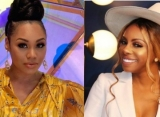 'RHOP' Monique Samuels and Candiace Dillard Throw Each Other Shades on Instagram
