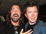 Dave Grohl Delivers Surprise Set With Rick Astley at London Club