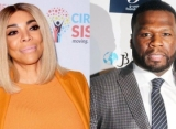 Report: Wendy Williams Thinks It's 'Childish' of 50 Cent to Kick Her Out of His Party