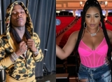 DaBaby Reacts to 'Bae' B. Simone's Proposal to Be His Children's Step-Mother
