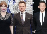 Bryce Dallas Howard Joins Taron Egerton and Jamie Bell at 'Rocketman' Concert Screening