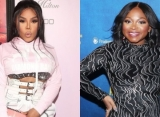 Lil' Kim Roasts 'Disrespectful' Naturi Naughton in New Interview