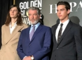 Pierce Brosnan's Sons Announced as 2020 Golden Globe Ambassadors