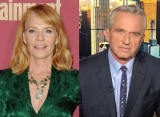 Marg Helgenberger Arrested Along With Robert F. Kennedy, Jr. at Jane Fonda-Led Climate Protest