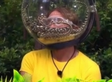 Caitlyn Jenner Wears Helmet Filled With Snake in 'I'm a Celebrity'