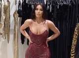 Kim Kardashian Devastated as She Can't Fit Into Versace Dress After Gaining Weight