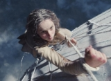 Felicity Jones Holds 'The Aeronauts' Responsible for Her Fear of Heights