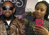 R. Kelly's GF Joycelyn Savage 'Heartbroken' by Fake Abuse Claims: I'll 'Never Betray Him'