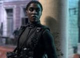 Lashana Lynch Gets Coy About 'No Time to Die' Character's Future as 007