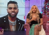 Wendy Williams Jokes She'll Only Look at Jason Derulo's 'Anaconda' When He Comes to Her Show