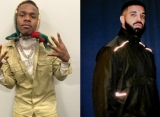 DaBaby Begs Drake for Help as He's Held by Canadian Customs
