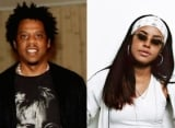 Jay-Z Gets Handsy With Aaliyah in Never-Before-Seen Photos