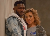 Antonio Brown Furious When His Baby Mama Shows Up at His House With Cops
