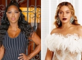 Kenya Moore Ridiculed After Claiming She's Mistaken for Beyonce 'Everyday'