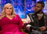 Rebel Wilson Recalls Having to Lick Jason Derulo for 'Cats' Scene