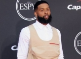 Odell Beckham Jr. Adding Fuel to Gay Rumors After Caught on Camera Spanking Male Cop