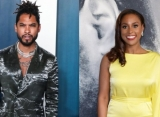 Miguel's Impromptu Performance at Yacht Party Makes Issa Rae Swoon