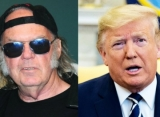 Neil Young Calls Donald Trump 'Disgrace' a Few Weeks After Granted U.S. Citizenship