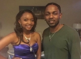 Kendrick Lamar's 18-Year-Old Sister Married Her Second Baby Daddy