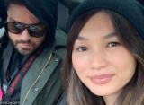 Gemma Chan and Dominic Cooper Deliver Meals to Healthcare Workers Fighting Coronavirus Crisis