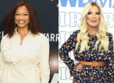 Report: Garcelle Beauvais Exits 'RHOBH' as Tori Spelling Replaces Her