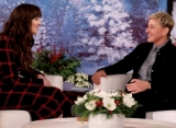 Dakota Johnson Hailed for 'Destroying' Ellen DeGeneres One Year Ago