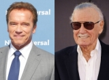 Arnold Schwarzenegger Grateful to Stan Lee for Creating His Dream Role in 'Superhero Kindergarten'