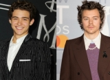'HSM' Star Joshua Bassett Lets Slip of His Sexuality While Gushing Over Harry Styles