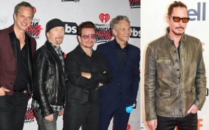 U2 Honors Chris Cornell at Los Angeles Show