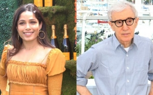 Freida Pinto Doesn't Regret Working on Woody Allen's Movie