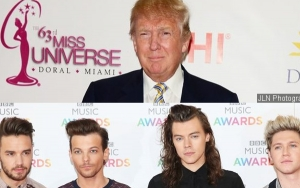 Donald Trump Forced One Direction to Leave Hotel After They Refused to Meet His Daughter