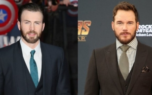 Chris Evans Wishes Chris Pratt a Happy Birthday With Funny Pic
