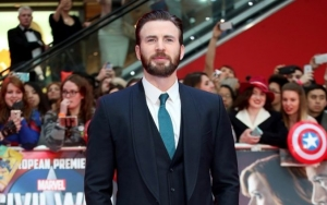 Chris Evans Writes Funny Birthday Wish for Captain America
