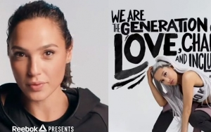 Gal Gadot and Ariana Grande Join Reebok's Female-Driven #BeMoreHuman Campaign