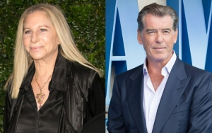 Barbra Streisand's Dog Bit Pierce Brosnan After Hearing Him Sing in 'Mamma Mia!' Sequel