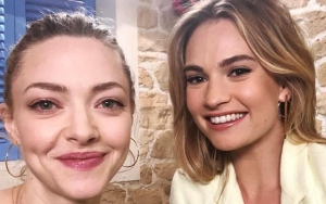 Lily James and Amanda Seyfried Want Another 'Mamma Mia!' Sequel