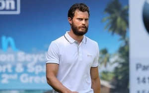 Jamie Dornan Reveals He's Still Struggling to Cope With Mom's Death