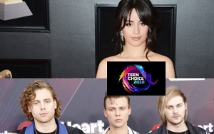 Teen Choice Awards 2018: Camila Cabello and 5 Seconds of Summer Win Big in Music Category