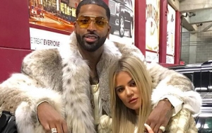Khloe Kardashian Packs on PDA With Tristan Thompson After Hinting 'Complicated' Relationship