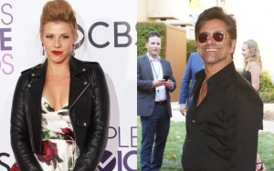 'Full House' Star Jodie Sweetin Shuts Down Rumor About Her Sleeping With Co-Star John Stamos