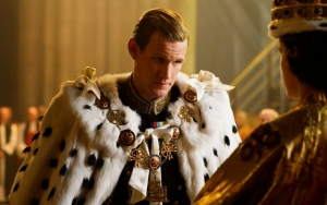 Matt Smith Says Playing Prince Philip on 'The Crown' Is Challenging